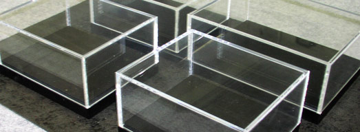perspex boxes for pictures